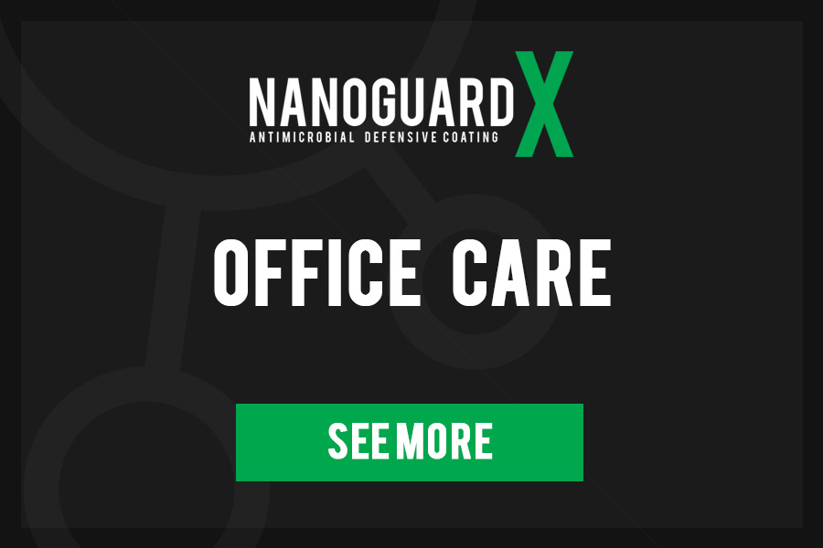 NanoGuard X Antimicrobial surface coating - Office Care