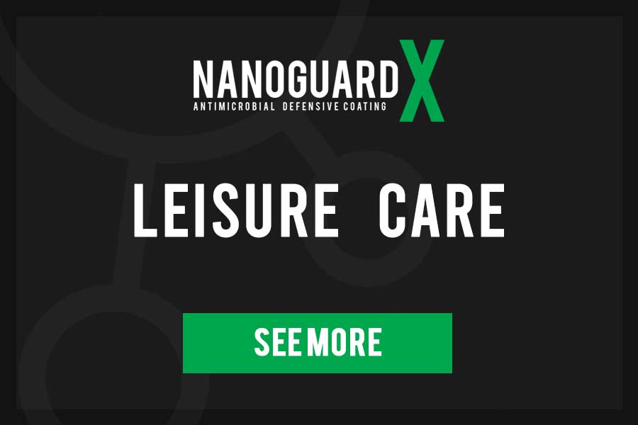 NanoGuard X Antimicrobial surface coating - Leisure Care