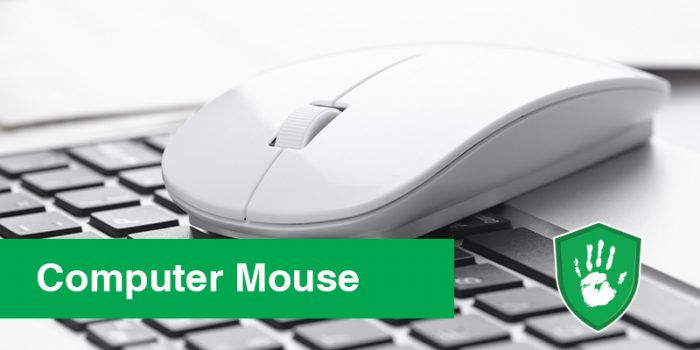 Touch Safe Coating for computer mouse office