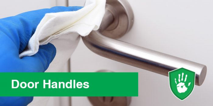 Antimicrobial Coating for Door Handles Protection Spray from Viruses and bacteria