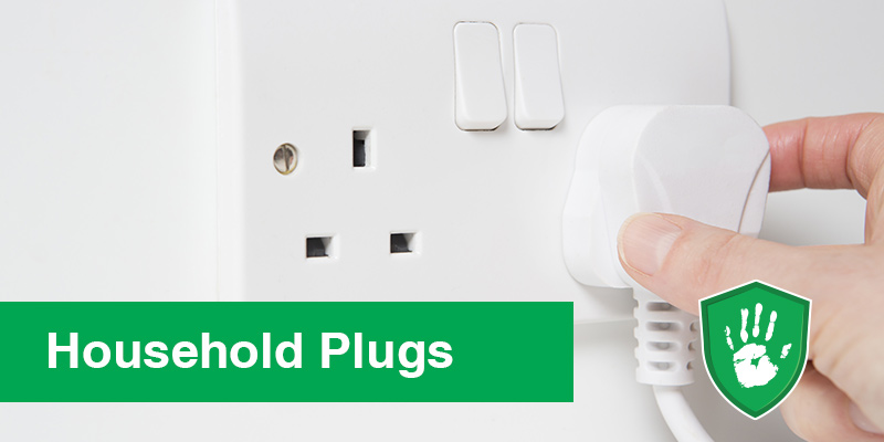 Antimicrobial Spray Coating for Household Plugs in Home