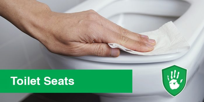 Toilet and Bathroom Antimicrobial Coating for Protection from Viruses and bacteria