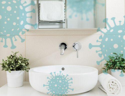 Bacteria Hot Spots in Your Bathroom